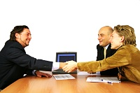 Partnering on a website venture can be highly profitable for both parties