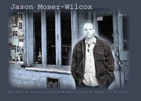 website for Jason Moser-Wilcox